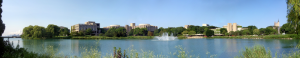 Panorama des Campus der Northwestern University (c)wikimedia.org