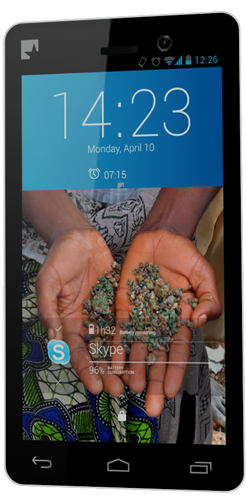 Das aktuelle Design des Fairphone.(c)fairphone.com