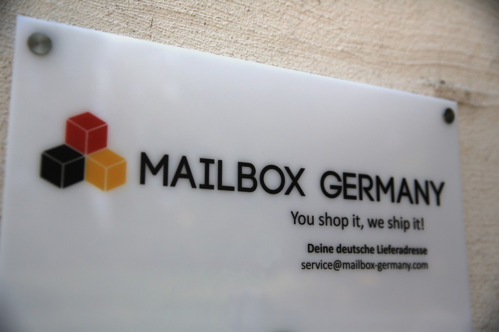 Mailbox Germany - You shop it, we ship it!