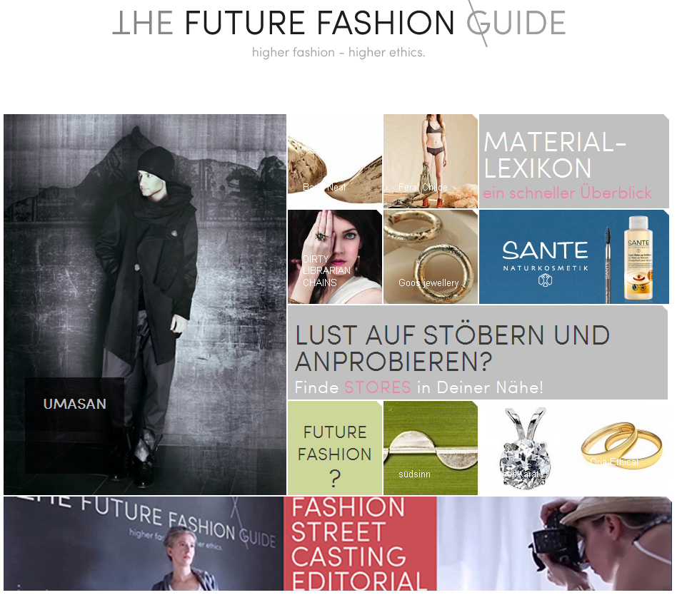 future fashion guide