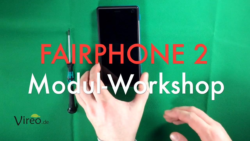 Fairphone 2 - Modul Workshop